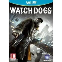 WIU WATCH DOGS - Jeux Wii U au prix de 14,95€