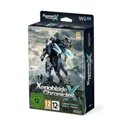 WIU XENOBLADE CHRONICLES X EDITION LIMITEE - Jeux Wii U au prix de 39,95€