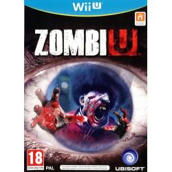 WIU ZOMBIU - Jeux Wii U au prix de 9,95€