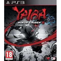 PS3 YAIBA NINJA GAIDEN Z - Jeux PS3 au prix de 4,95€