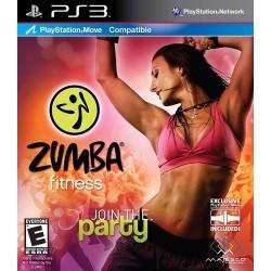 PS3 ZUMBA FITNESS VERSION UK - Jeux PS3 au prix de 29,95€