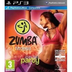 PS3 ZUMBA FITNESS JOIN THE PARTY ET CEINTURE - Jeux PS3 au prix de 19,95€