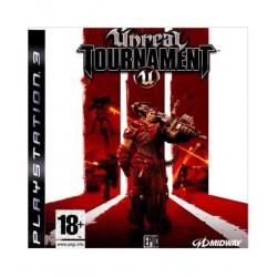 PS3 UNREAL TOURNAMENT III - Jeux PS3 au prix de 7,95€