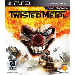 PS3 TWISTED METAL IMPORT USA - Jeux PS3 au prix de 6,95€