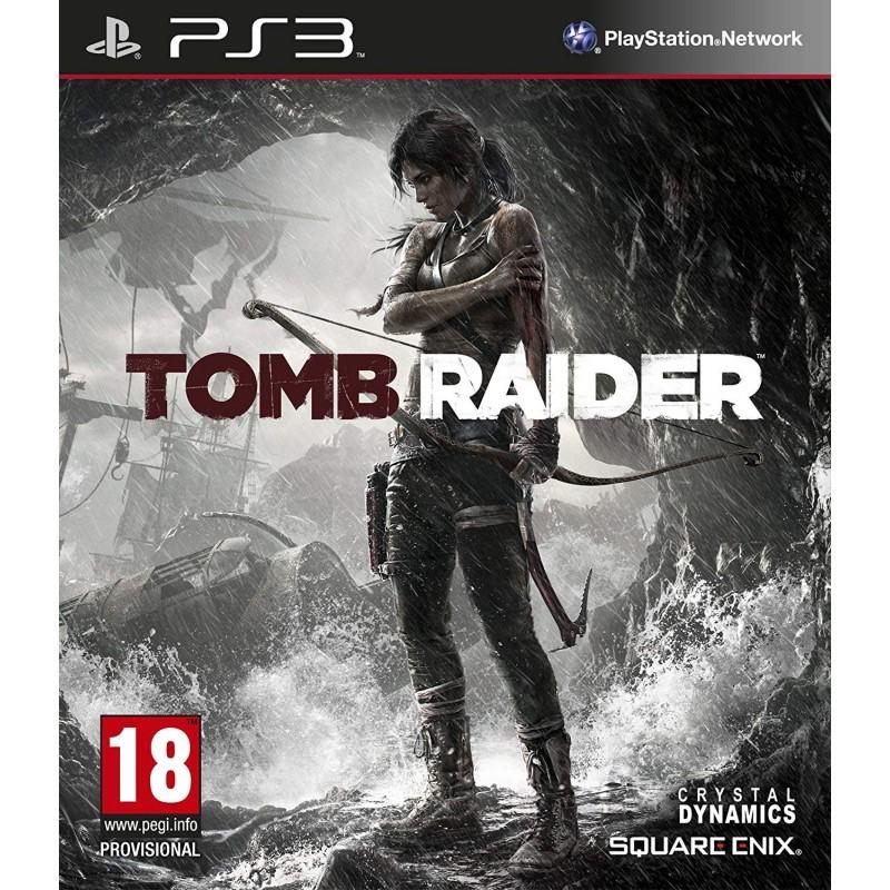 PS3 TOMB RAIDER - Jeux PS3 au prix de 9,95€