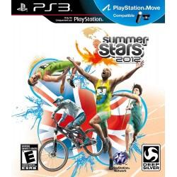 PS3 SUMMER STARS 2012 - Jeux PS3 au prix de 7,95€