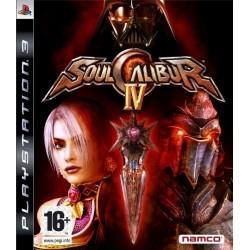 PS3 SOULCALIBUR 4 - Jeux PS3 au prix de 7,95€