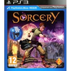 PS3 SORCERY - Jeux PS3 au prix de 2,95€