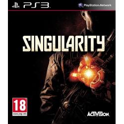 PS3 SINGULARITY - Jeux PS3 au prix de 7,95€