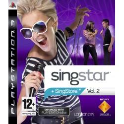 PS3 SINGSTAR VOL 2 - Jeux PS3 au prix de 7,95€