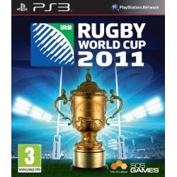 PS3 RUGBY COUPE DU MONDE 2011 - Jeux PS3 au prix de 4,95€