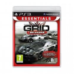 PS3 RACE DRIVER GRID RELOADED - Jeux PS3 au prix de 6,95€