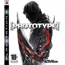 PS3 PROTOTYPE - Jeux PS3 au prix de 4,95€