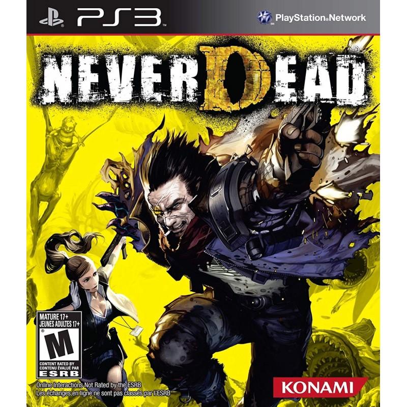 PS3 NEVERDEAD - Jeux PS3 au prix de 9,95€
