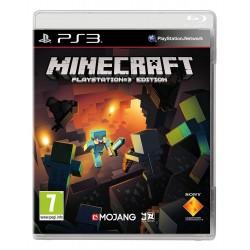 PS3 MINECRAFT - Jeux PS3 au prix de 14,95€