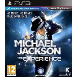 PS3 MICHAEL JACKSON THE EXPERIENCE - Jeux PS3 au prix de 5,95€