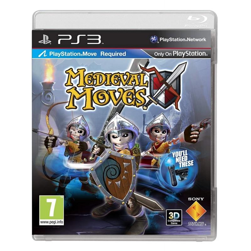 PS3 MEDIEVAL MOVE - Jeux PS3 au prix de 4,95€