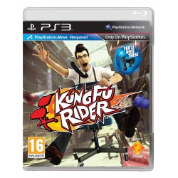 PS3 KUNG FU RIDER - Jeux PS3 au prix de 4,95€
