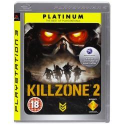 PS3 KILLZONE 2 (PLATINUM) - Jeux PS3 au prix de 2,95€