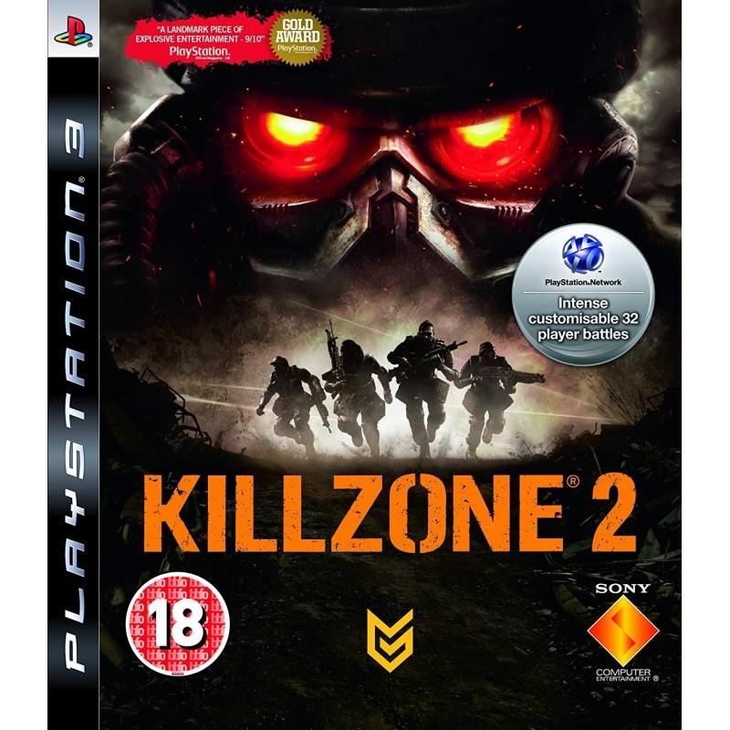 PS3 KILLZONE 2 - Jeux PS3 au prix de 4,95€