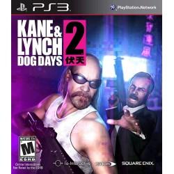 PS3 KANE AND LYNCH 2 - Jeux PS3 au prix de 5,95€