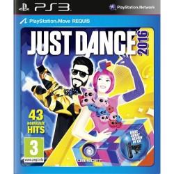PS3 JUST DANCE 2016 - Jeux PS3 au prix de 9,95€