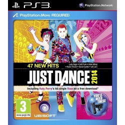 PS3 JUST DANCE 2014 - Jeux PS3 au prix de 6,95€