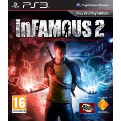 PS3 INFAMOUS 2 - Jeux PS3 au prix de 6,95€