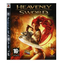 PS3 HEAVENLY SWORD - Jeux PS3 au prix de 3,95 €