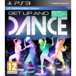 PS3 GET UP AND DANCE - Jeux PS3 au prix de 4,95€