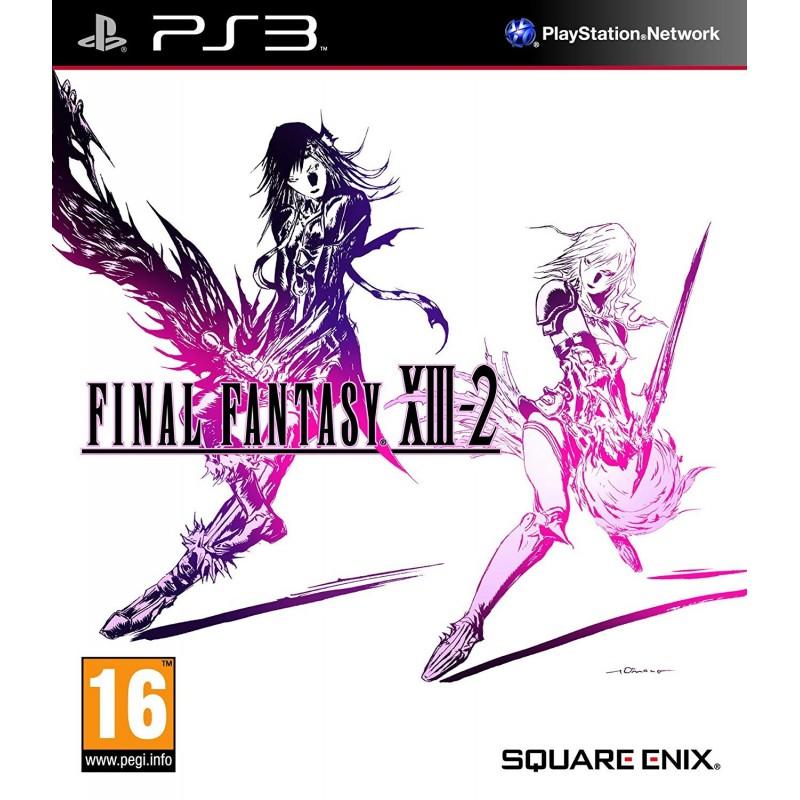PS3 FINAL FANTASY XIII2 - Jeux PS3 au prix de 8,95€