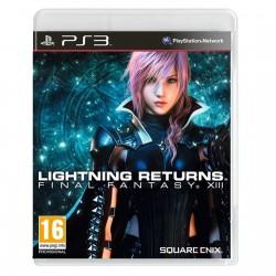 PS3 FINAL FANTASY LIGHTNING RETURNS - Jeux PS3 au prix de 9,95€