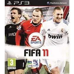 PS3 FIFA 11 - Jeux PS3 au prix de 1,95€