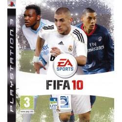 PS3 FIFA 10 - Jeux PS3 au prix de 1,95€
