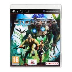 PS3 ENSLAVED - Jeux PS3 au prix de 6,95€