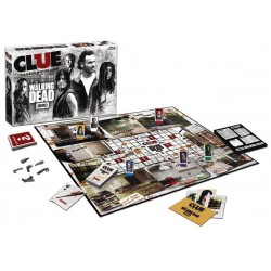 CLUEDO THE WALKING DEAD VERSION FR - Jeux de Société au prix de 39,95 €