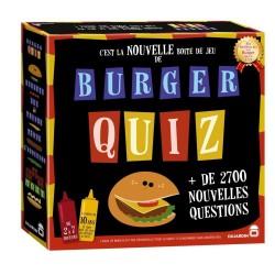 JEU BURGER QUIZ - Jeux de Société au prix de 24,95€